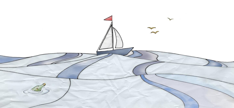 Klar Schiff Machen - Footer